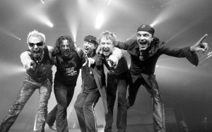 Scorpions Live in Bahrain1